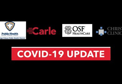 Champaign County Healthcare COVID-19 Daily Briefing