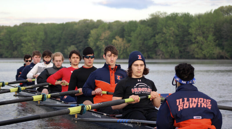 Illini Rowing stays afloat throughout COVID-19